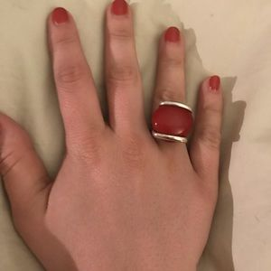 Jewelry - Red Cocktail Ring